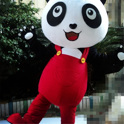 Cute panda animal mascot costumes cosplay game adult size & High Quality Panda Costumes u0026 Mascot Costumes | PandaShock